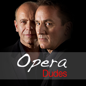 Opera Dudes For Corporate Events
