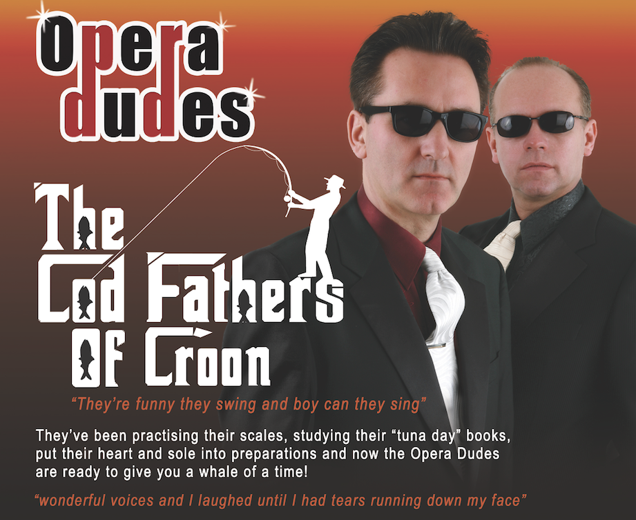 Show Three the Cod Fathers of Croon by the Opera Dudes