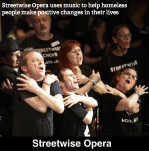 A New Term With Streetwise Opera
